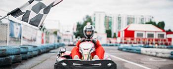 Kartódromos que querem modernidade, conseguir mais vendas e mais tempo.